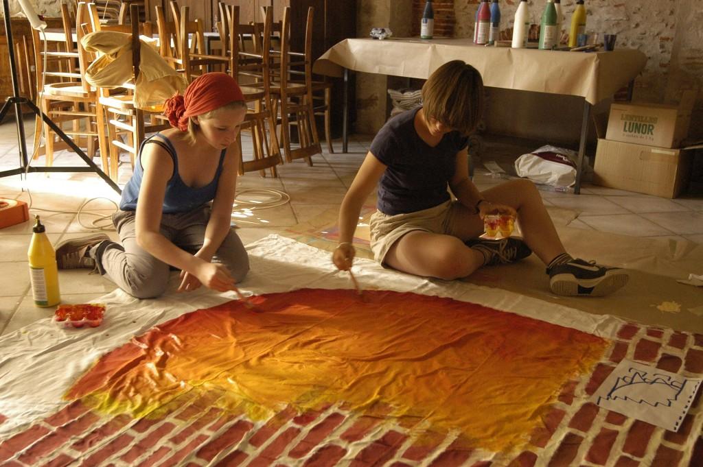 Evangelis03-075-Atelier plasticiens-Copyright Edith Gueyne
