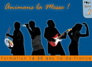 formation animation messe